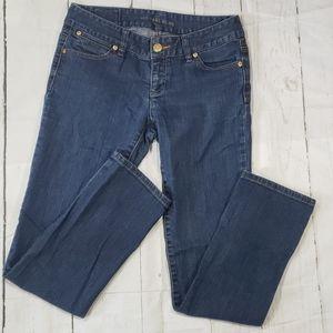 Michael Kors straight jeans size 6 EUC!